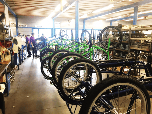 Nijland Cycling - Er is werk