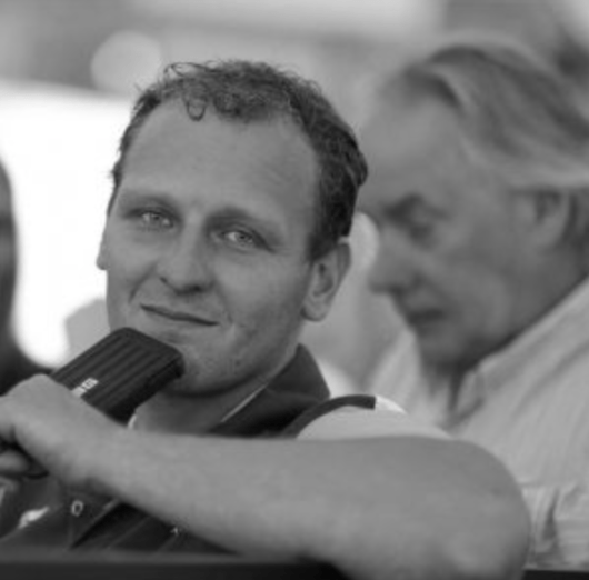 Bjorn te Lintelo: 'Ik houd van het fanatisme van ER IS WERK'