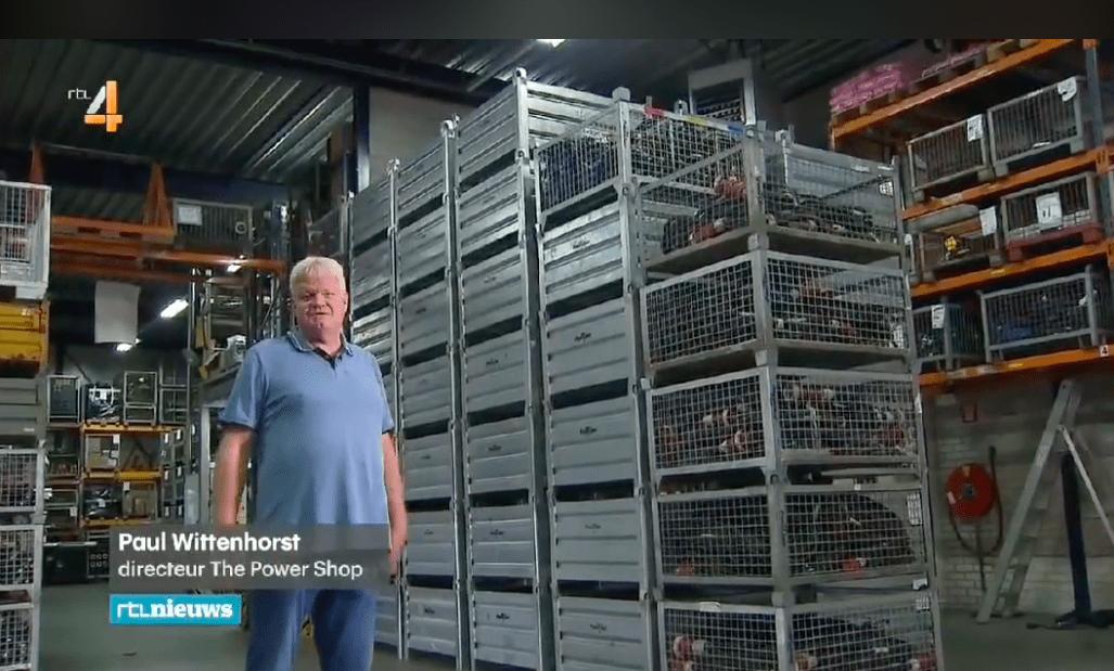 Paul Wittenhorst in RTL Nieuws